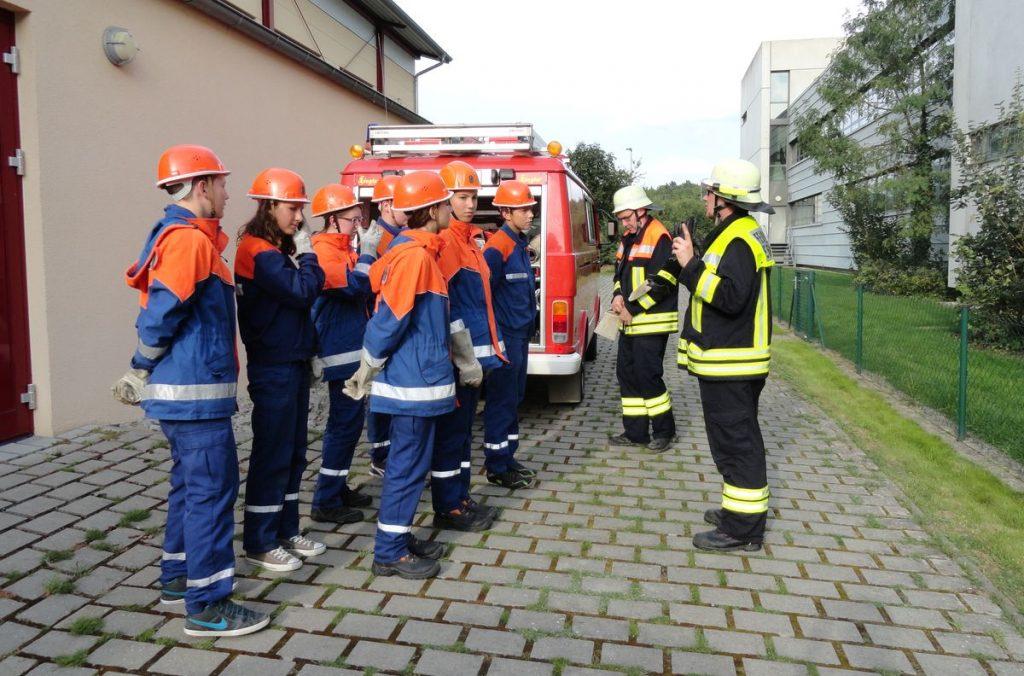 Jugendgroßübung Eibelstadt 2014