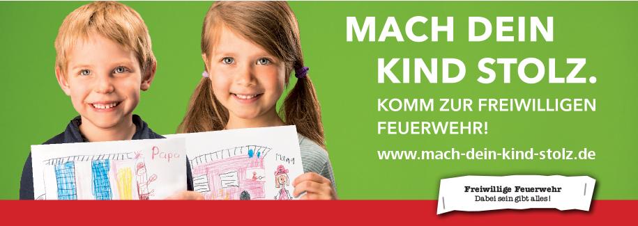 Link zur Kampagne Mach dein Kind stolz