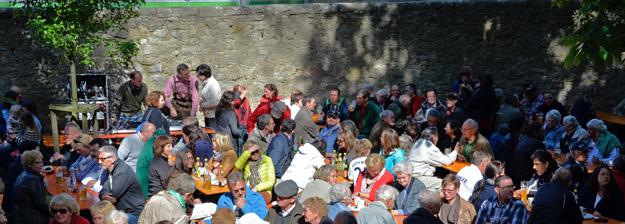 Schlossgartenfest-Erlach