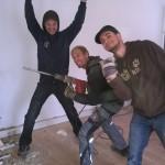 Abriss-Team