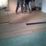 Klick-PVC Boden