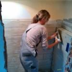 Renovierung der Toiletten